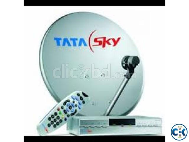 Tata Sky Recharge complete setup | ClickBD large image 0