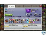Clash of Clans ID for Sale in Dhaka