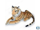 Yellow Color Tiger Doll