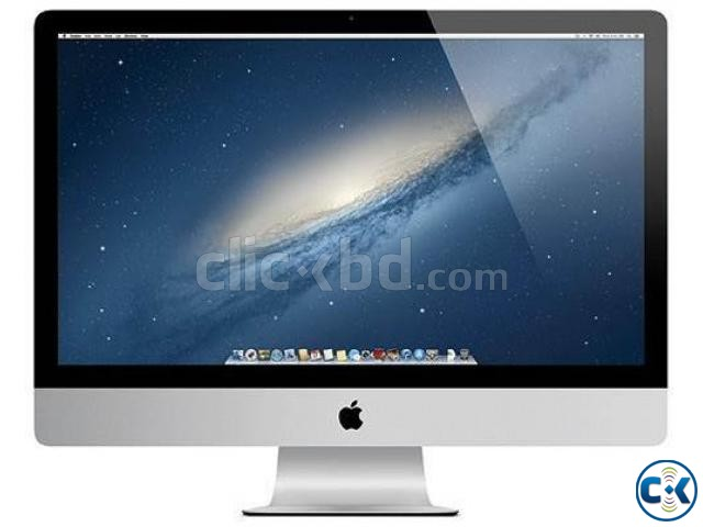 Apple i mac 27-inch Core i5 3.4GHz ll 8GB ll 1TB   ClickBD large image 2