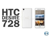 Desire 728 With 1 year HTC official warranty