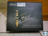 Asus Xonar Essence STX Sound Card BRAND NEW 1 year Warranty