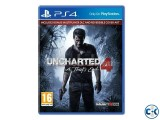 PS4 Game Up 3999Tk List