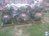 Lister 4 Cylinder Disel Engine