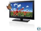 SAMSUNG 19 Inch Wide Screen LED TV monitor