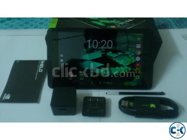 Nvidia Shield Tablet 16GB Wi-Fi Only  | ClickBD large image 0