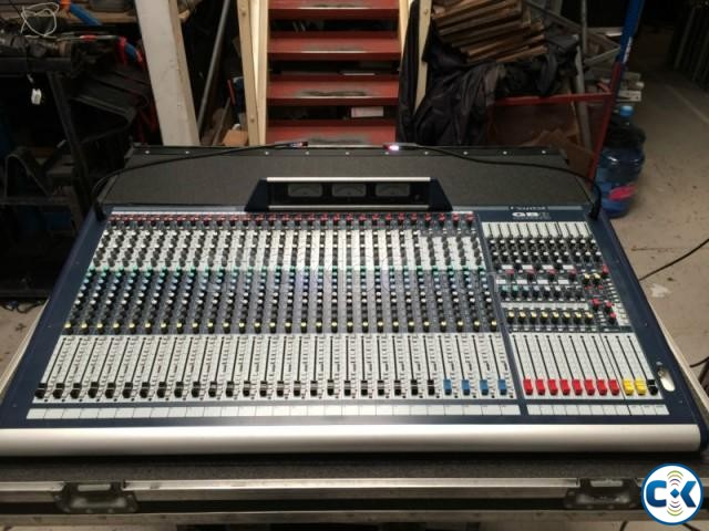 Soundcraft GB -8-24 with flight case | ClickBD large image 0