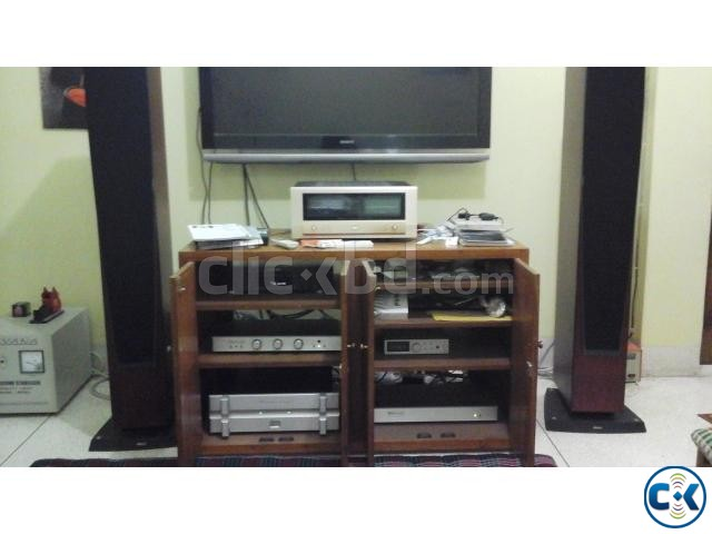 bryston pre power amp | ClickBD large image 0