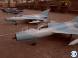 F-7BGI Model Aircraft