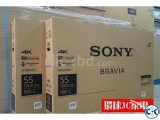 SONY 55 X8500C BRAVIA 4K LED Android TV