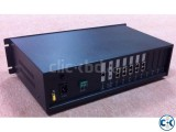 48 Port PABX Intercom System for office or factory