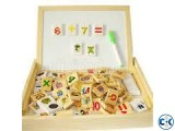 3d magnetic wooden drawing board