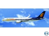 Indian Domestic Air Ticket for Sale