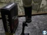 M Audio USB Condenser Microphone