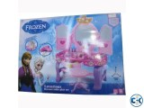 Kids dressing table toy with music