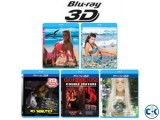 2D 3D Blu-ray 1080p Movie Softcopy