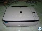 Canon Pixma Mp276 Compact All-in-one Printer