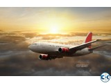 Dhaka Malaysia Air Ticket - One way Return