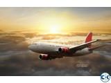 Air Ticket - International Domestic.