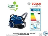 Vacuum cleaner GS-40 Bosch crystal blue