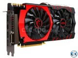 MSI GeForce GTX 980 GAMING 4GB With 14 Month Warranty.