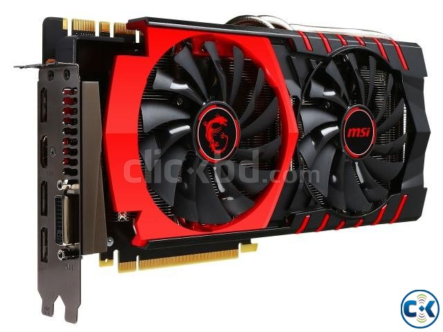 MSI GeForce GTX 980 GAMING 4GB With 14 Month Warranty. | ClickBD large image 0