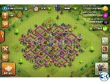 Clash of clans th8 id sell
