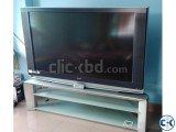 Sony WAGA 3 LCD Projection 60 Inch TV
