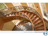 WOODEN STAIR DESIGN CONSTRUCTION 5