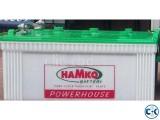 নতুন IPS ব্যাটারি HAMKO 130HPD ওয়ারেন্টি সহ