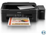Epson All-in-One Printer Color Inkjet L220 Manual Duplex