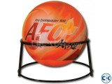 Automatic Fire Extinguisher Ball AFO Taiwan