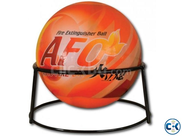Automatic Fire Extinguisher Ball AFO Taiwan | ClickBD large image 0