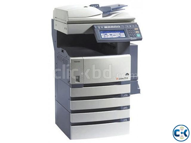 Toshiba Business Copier E-Studio 352 452 353 453 | ClickBD large image 2