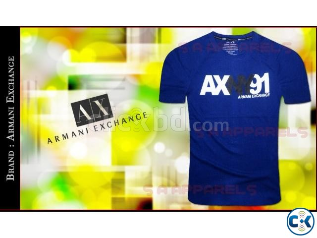 Armani exchange tshirts clickbd for Armani exchange t shirts wholesale