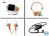 Brand New Smartwatches Headphones Accessories