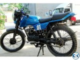 suzuki ax 100 modified