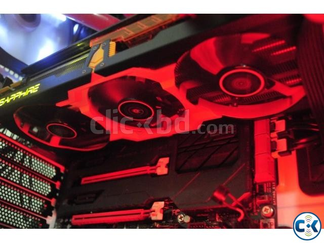Sapphire R9 280X Toxic 3GB Brand New Condition | ClickBD large image 1