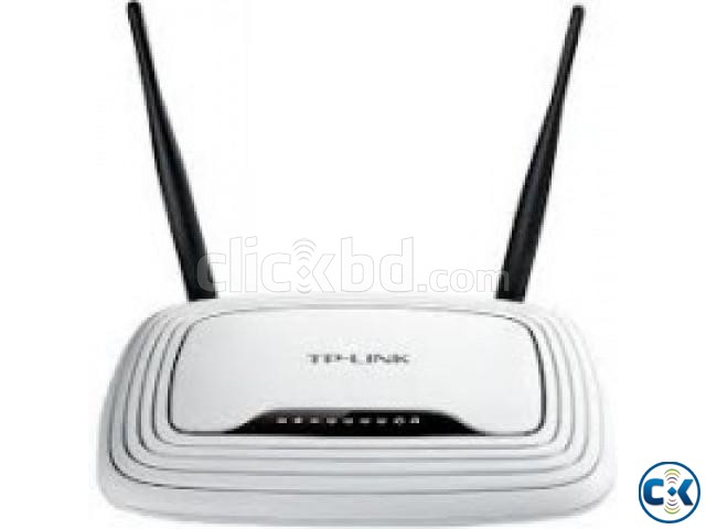 TP-LinkTL-WR841N 300Mbps Wireless Router | ClickBD large image 0