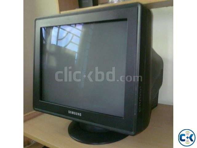 CRT Samsung 17 inch monitor | ClickBD large image 0
