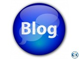 Blog Website iSovix. .