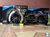 MSI GTX 550 TI CYCLONE II OC