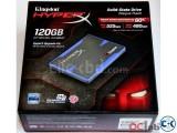 Kingston HyperX SH100S3B 120G 2.5 120GB SATA III MLC SSD