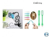 Combo Offer Mobile Phone Tablet Long Stand USB LED