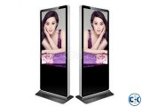 Multi Touch Digital Signage Display for ads