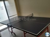 Table Tennis Net 2 Bat