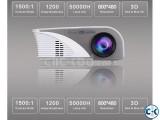 SHAZ-TVS 1200 Lumens 3D+ Projectors