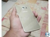 Samsung Galaxy s6 edge 64gb gold. .only mob no box came 4rm