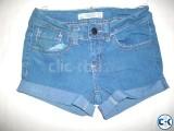 Ladies Sexy Shorts Stock Lot