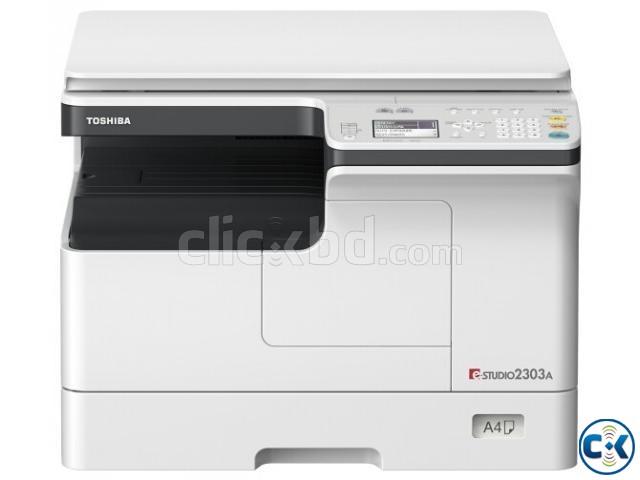 Toshiba E-Studio 2303A Business Type Digital Copier Machine | ClickBD large image 0